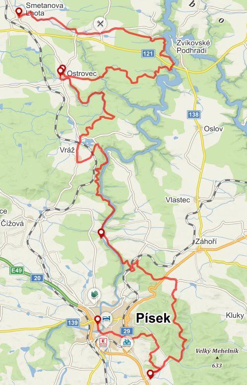 Trasa trasy 26
