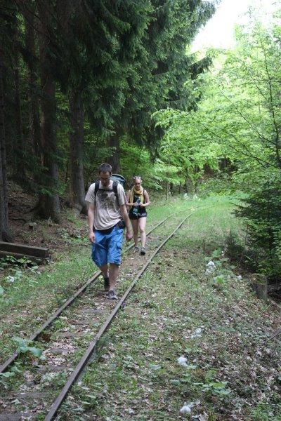 On the railroad II.