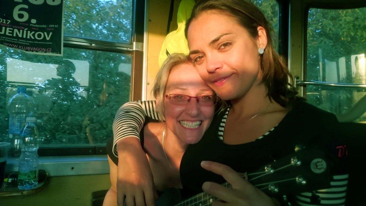 Evička a Kačenka