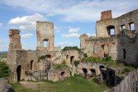 Boskovice, hrad