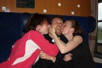 Jana, WJT a Simona